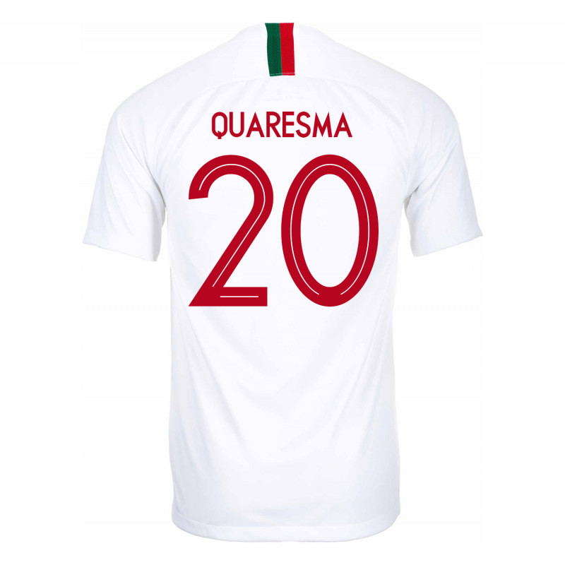 PORTUGAL MEN S AWAY JERSEY WORLD CUP RUSSIA 2018 QUARESMA  20 53155022f