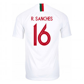 PORTUGAL MEN'S AWAY JERSEY WORLD CUP RUSSIA 2018 R. SANCHES #16