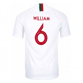 PORTUGAL MEN'S AWAY JERSEY WORLD CUP RUSSIA 2018 WILLIAM #6