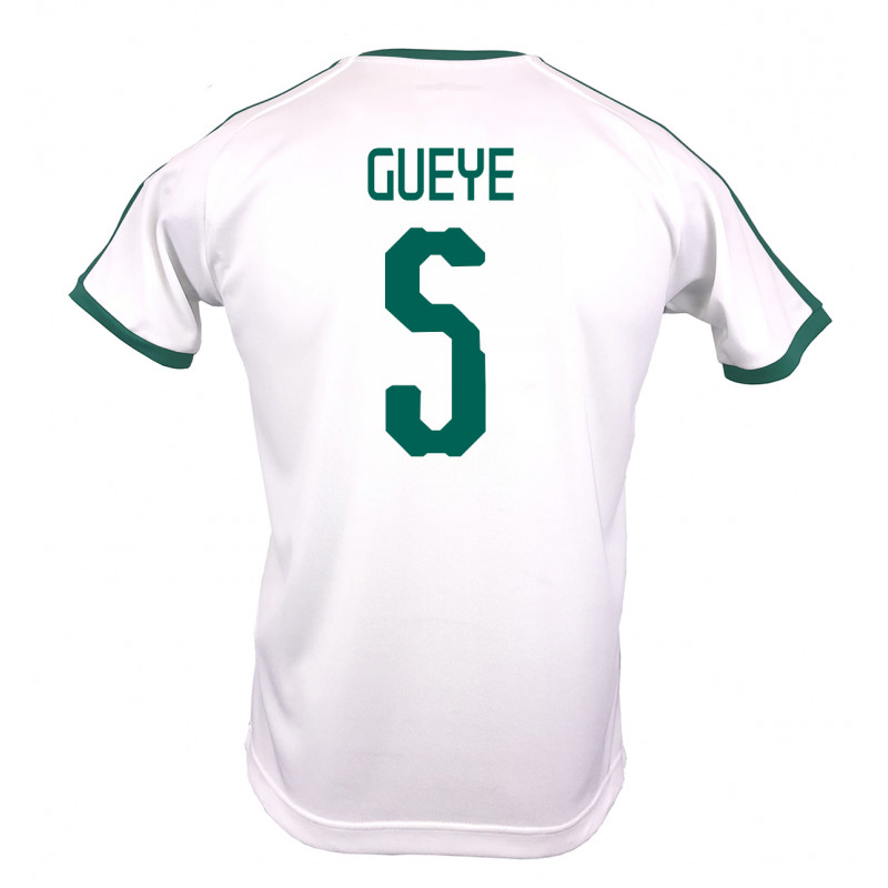 d4dee05c7d7 SENEGAL MEN S HOME JERSEY WORLD CUP RUSSIA 2018 (WHITE) GUEYE  5