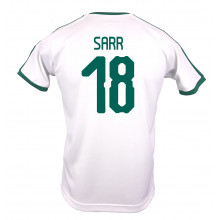 SENEGAL MEN S HOME JERSEY WORLD CUP RUSSIA 2018 (WHITE) SARR  18 2ee68692d