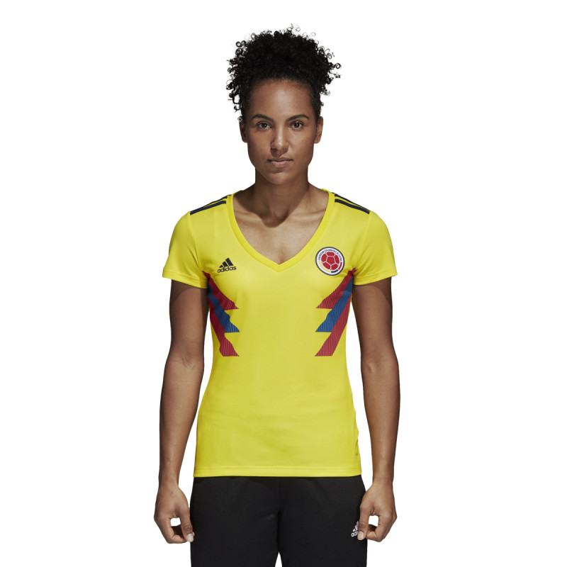 COLOMBIA HOME WOMEN'S JERSEY WORLD CUP RUSSIA 2018
