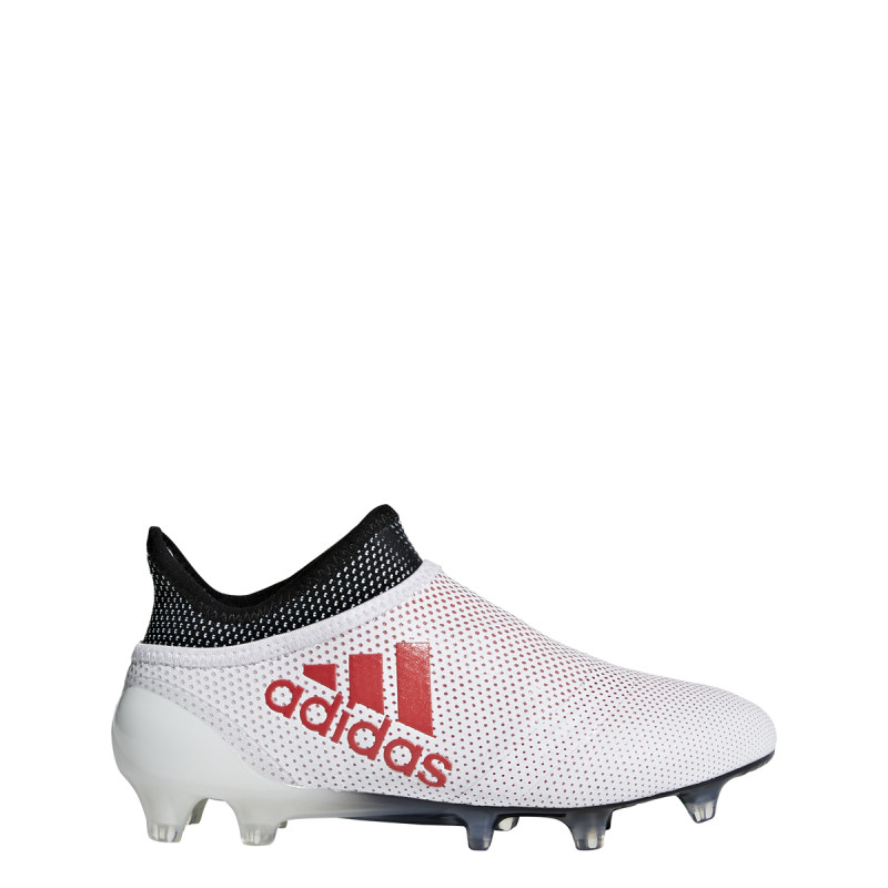 X 17+ Purespeed Kid's Firm Ground Soccer Cleats