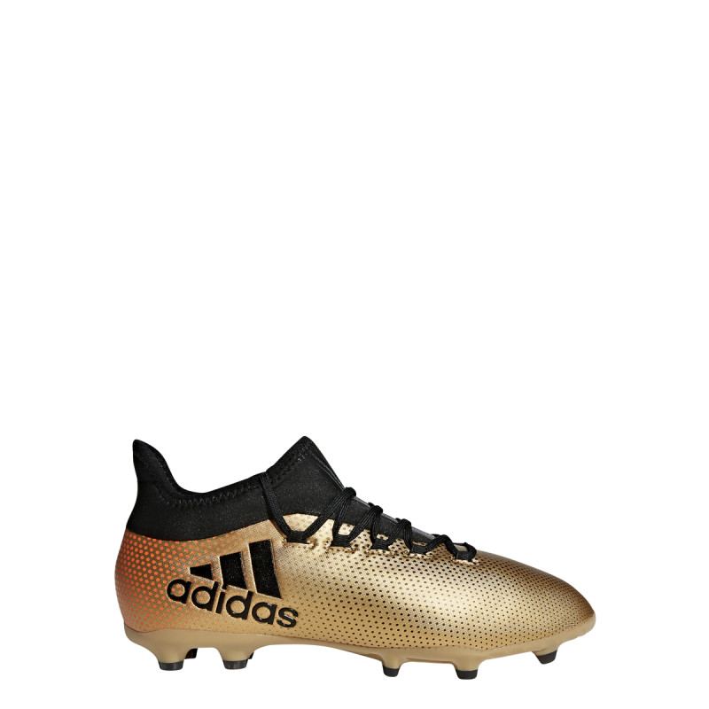 X 17.1 Kid's Firm Ground Cleats