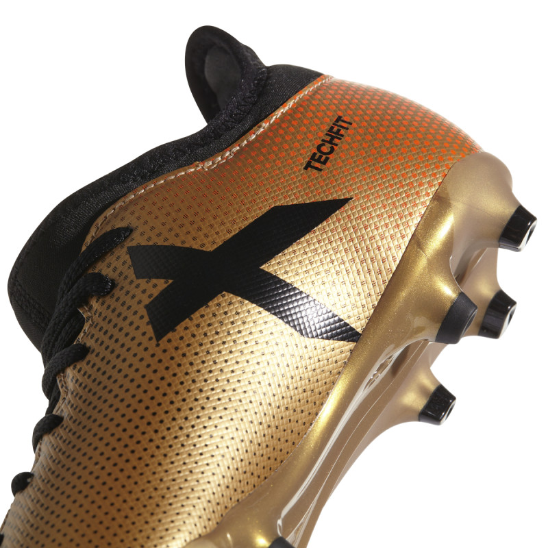 X 17.3 Kid's Firm Ground Cleats