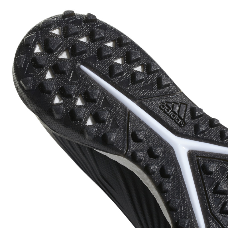 PREDATOR TANGO 18+ TURF SHOES BLACK