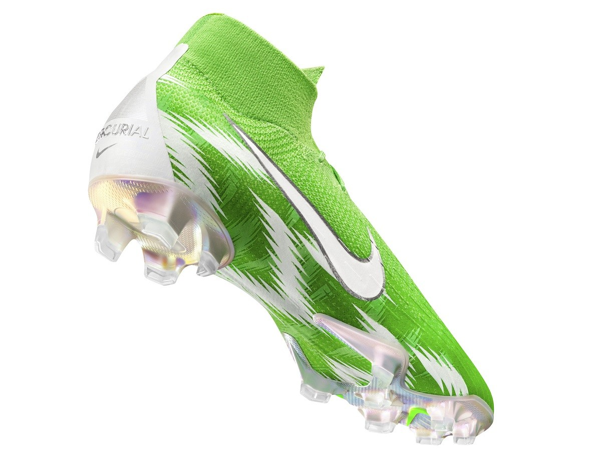Nike Release Special Edition Naija Mercurial 360 Boots